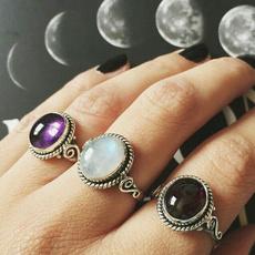 Sterling, Vintage, Silver Jewelry, DIAMOND