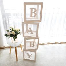 Box, babyshower, Decor, Gifts