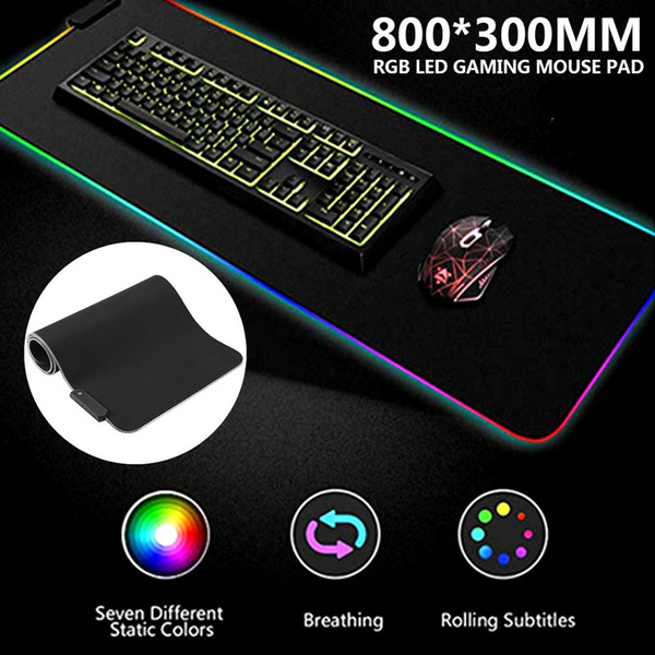 led, Tech & Gadgets, rgbmousepad, PC