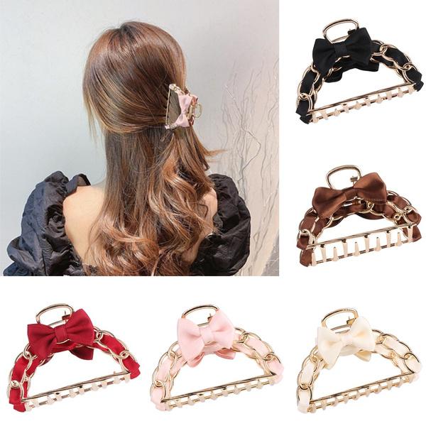 Fashion, Barrettes, hairclamp, womengirl