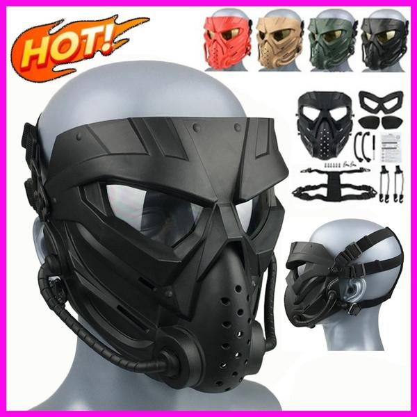 Helmet, Tactical Sun Glasses, Hunting, Combat