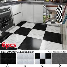 Bathroom, Wallpaper, Home Decor, floor
