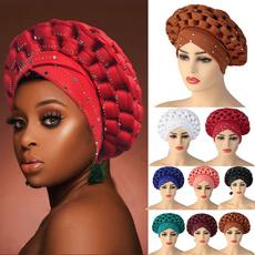 muslimheadwrapsforwomen, Women's Fashion & Accessories, muslimhijabhat, turbanhatsforwomen
