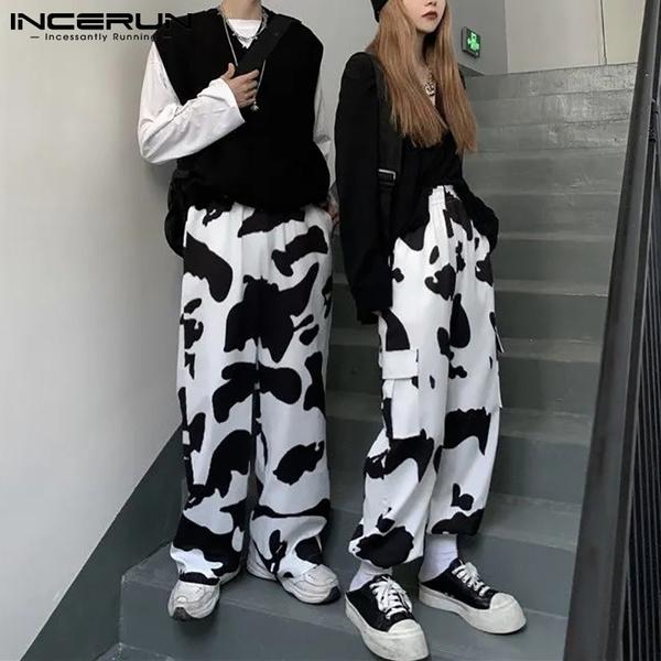 joggingpant, trousers, Waist, cow