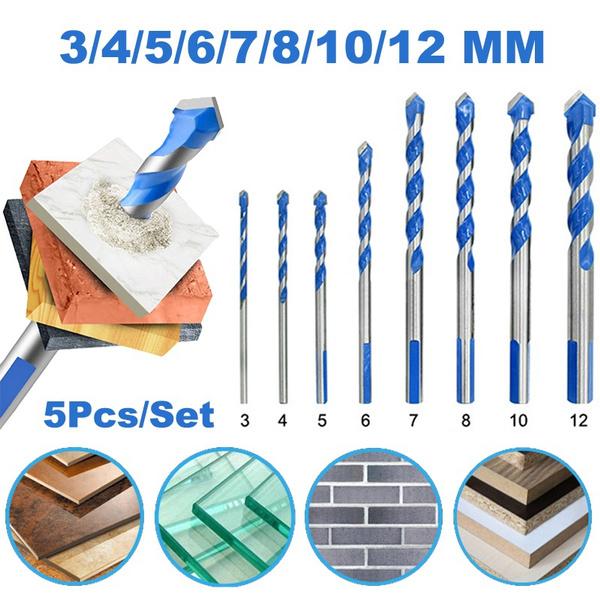 Steel, Multifunctional tool, twistdrill, Ceramic