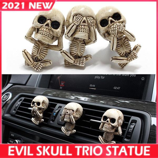 Automobiles Motorcycles, airoutletstatue, Statue, skull