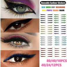 Makeup, eyelid, Beauty, Stickers