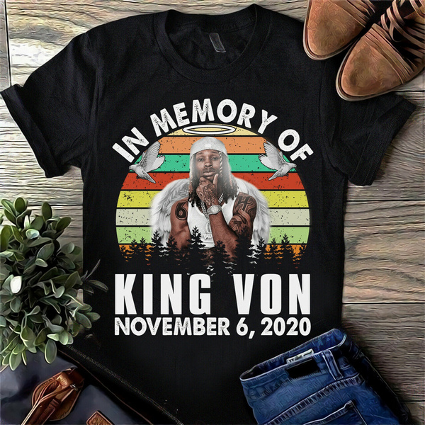 Memory, Fashion, Shirt, King