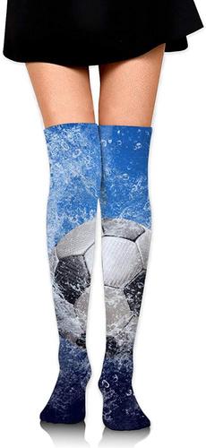 water, Soccer, Cotton Socks, Stockings