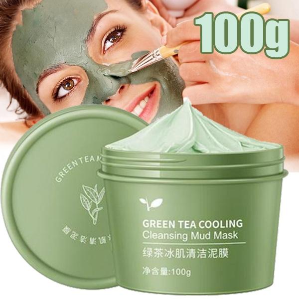 greenteamask, nourish, Beauty, moisturizingmask