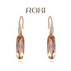 DIAMOND, Dangle Earring, Jewelry, gold