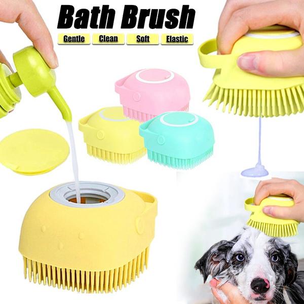 petbathbrush, dogbathingbrush, Shower Gel, doggroomingbrush