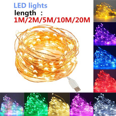 Copper, christmastreelight, lightbar, waterprooflight