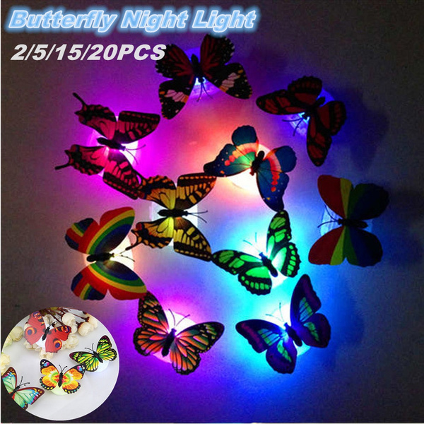 butterfly, party, Decor, Night Light