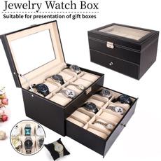 Box, Storage Box, watchstroagebox, Wooden