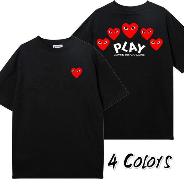 Tops & Tees, cdg, #fashion #tshirt, Sleeve