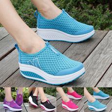 wedge, Sneakers, Sandals, Platform Shoes