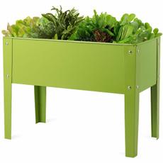 Box, Plants, Outdoor, Garden