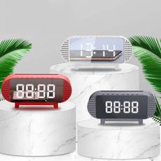 dimming, led, portable, Clock