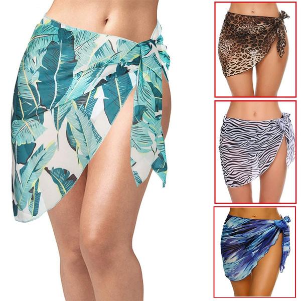 Women, Fashion, Cover, beachskirt