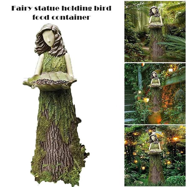 sherwoodfernfairystatue, cute, Outdoor, Garden