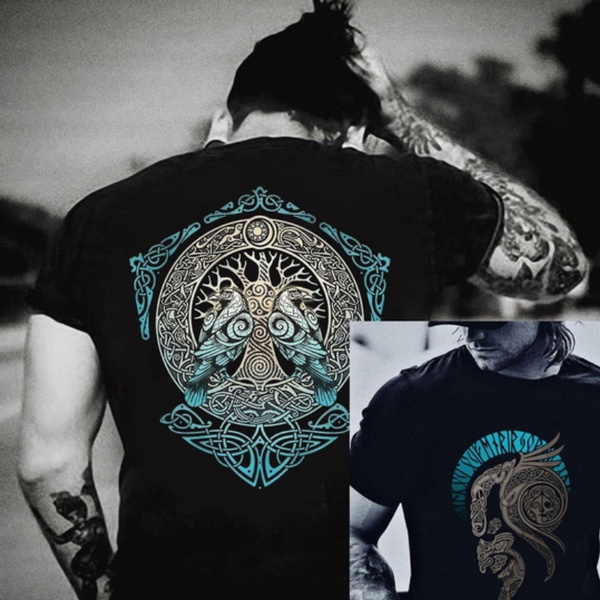 viking, Fashion, ä, g