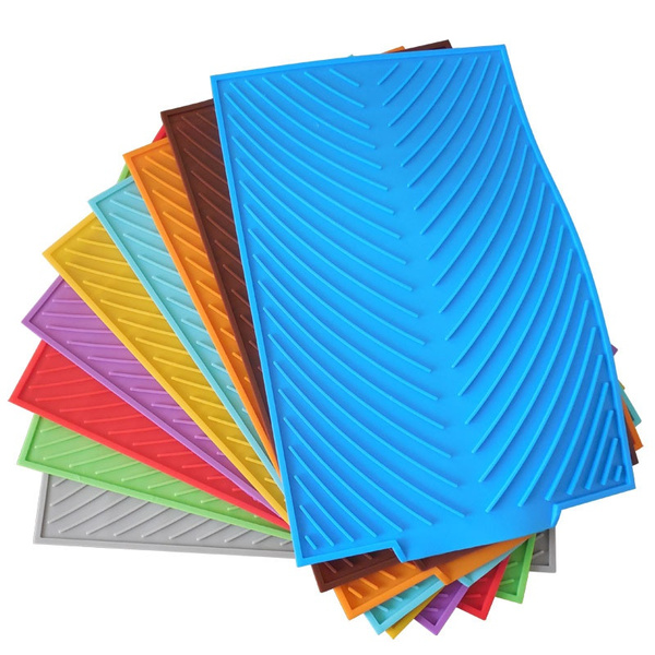 tablemat, Mats, Cup, Silicone
