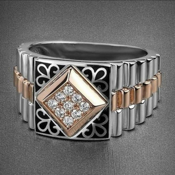 Sterling, ringsformen, DIAMOND, 925 sterling silver