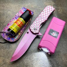 taserflashlight, stungun, pocketknife, selfdefensetool
