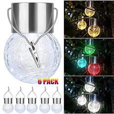hangingsolarlight, windchimeslight, Outdoor, solarledlamp