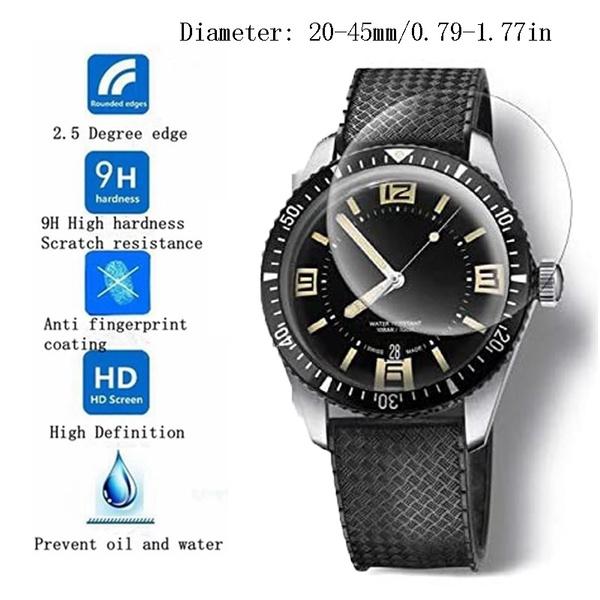 Screen Protectors, screenfilm, watchscreen, watchglas