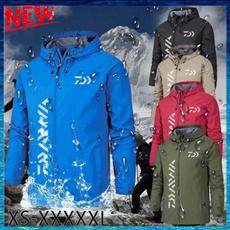 Outdoor, Fashion, Waterproof, Coat
