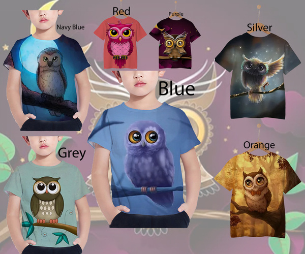 cute, owlchildrensclothing, Necks, tshirtsforboy