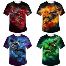 Mens T Shirt, Summer, Game, summershortsleeve