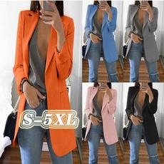 businesssuit, Plus Size, Blazer, Fashion Coat