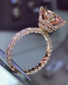 Jewelry, Silver Jewelry, DIAMOND, silverringsforwomen