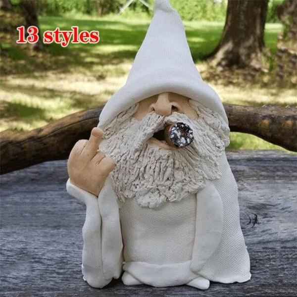 gardengnome, Gardening, dwarf, Ornament