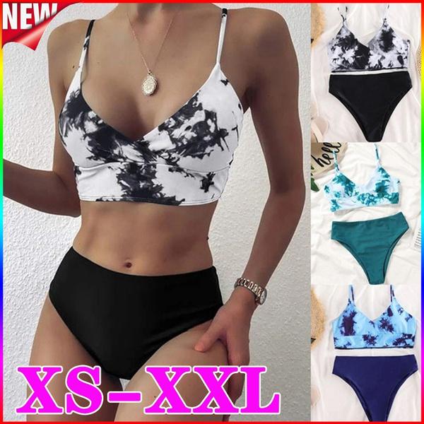 Summer, two piece swimsuit, Womens Swimsuit, printbikini