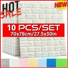 Decor, Wallpaper, highviscosity, foamwallpaper