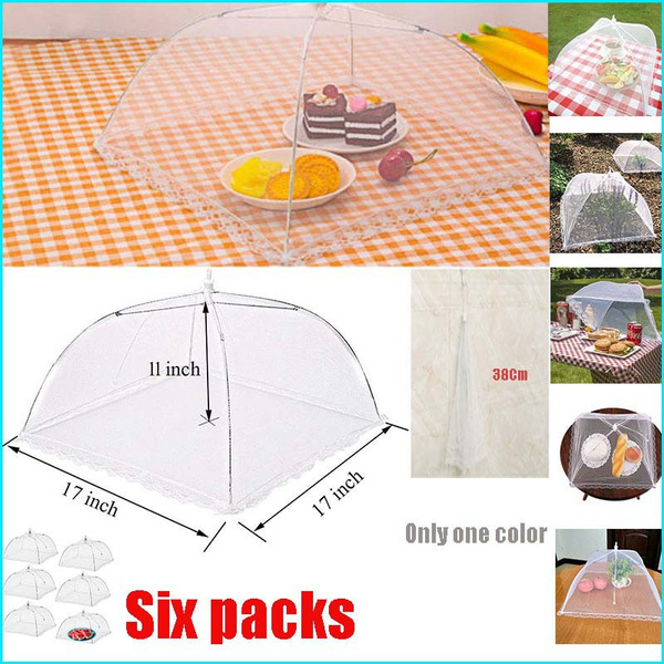 antiinsectcover, Umbrella, Sports & Outdoors, collapsiblefoodcover