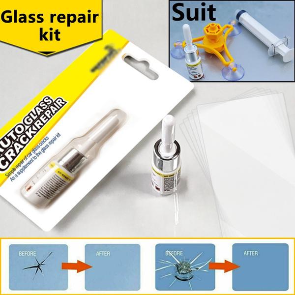 windshieldrepairkit, glassrepairtool, glassrepairkit, Glass