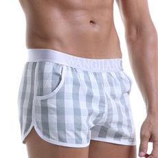 skinfriendly, Shorts, checked, plaidboxer