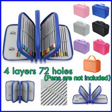 Box, pencilcase, School, Capacity