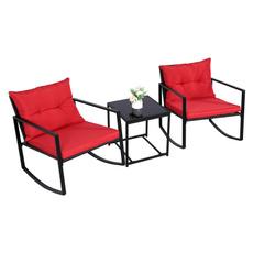patiogardenfurniture, rockingchair, Garden, Waterproof