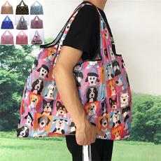 Shoulder Bags, frintedshoppingbag, Storage, Women's Fashion