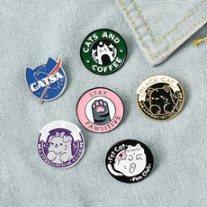 cute, Cafe, Gifts, Pins