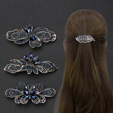 retrohairclip, Hair Clip, vikinghairpin, Simple