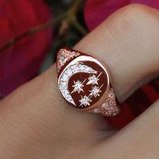 rose gold, Love, wedding ring, Gifts