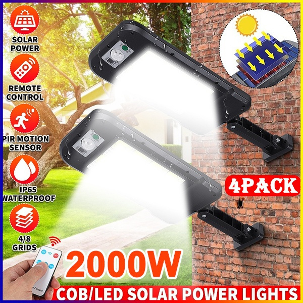 Outdoor, Remote Controls, walllightsolar, solarlightsoutdoor