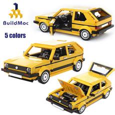 sportscar, buildingblocktoy, Toy, Golf